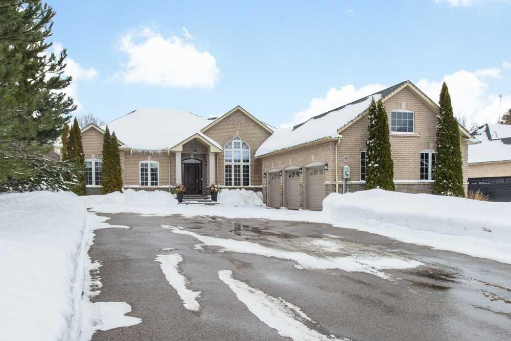 **SOLD** 9 Castlewood Crt, Caledon MLS Real Estate Listing