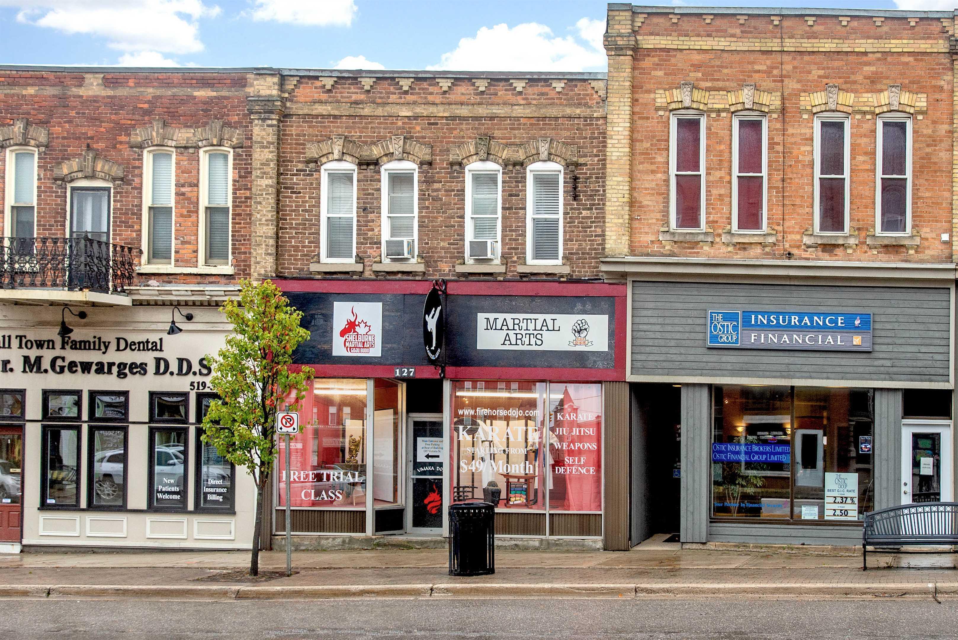**SOLD** 127 Main St West, Shelburne Real Estate MLS Listing